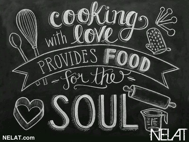 Cooking is an art that must share, join to NELAT.com