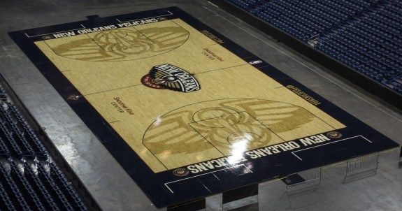 New Orleans Pelicans Smoothie King Center Court | Smoothie king center,  Smoothie king, Center court