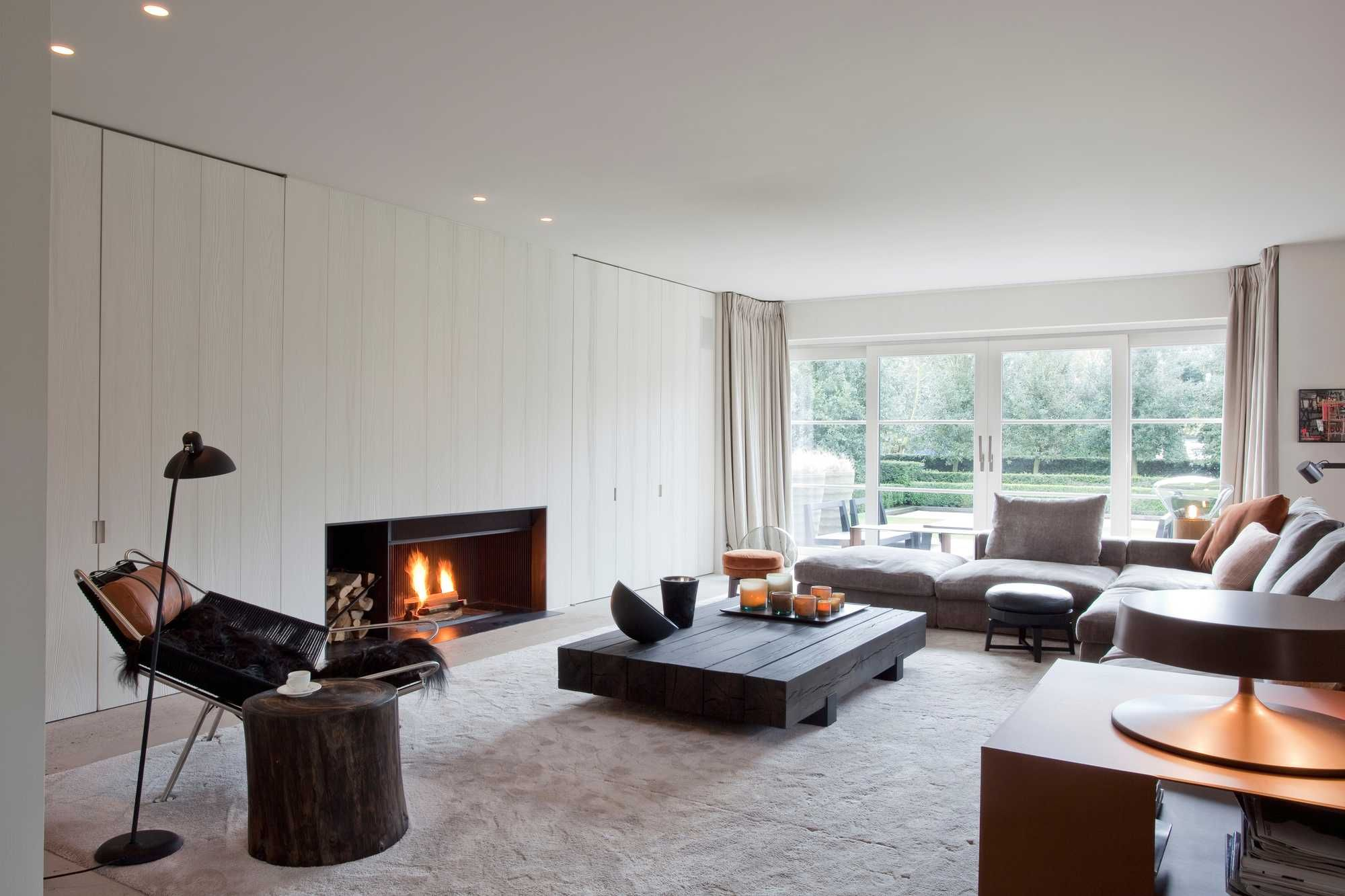 Woonkamer in the mood appartment pinterest