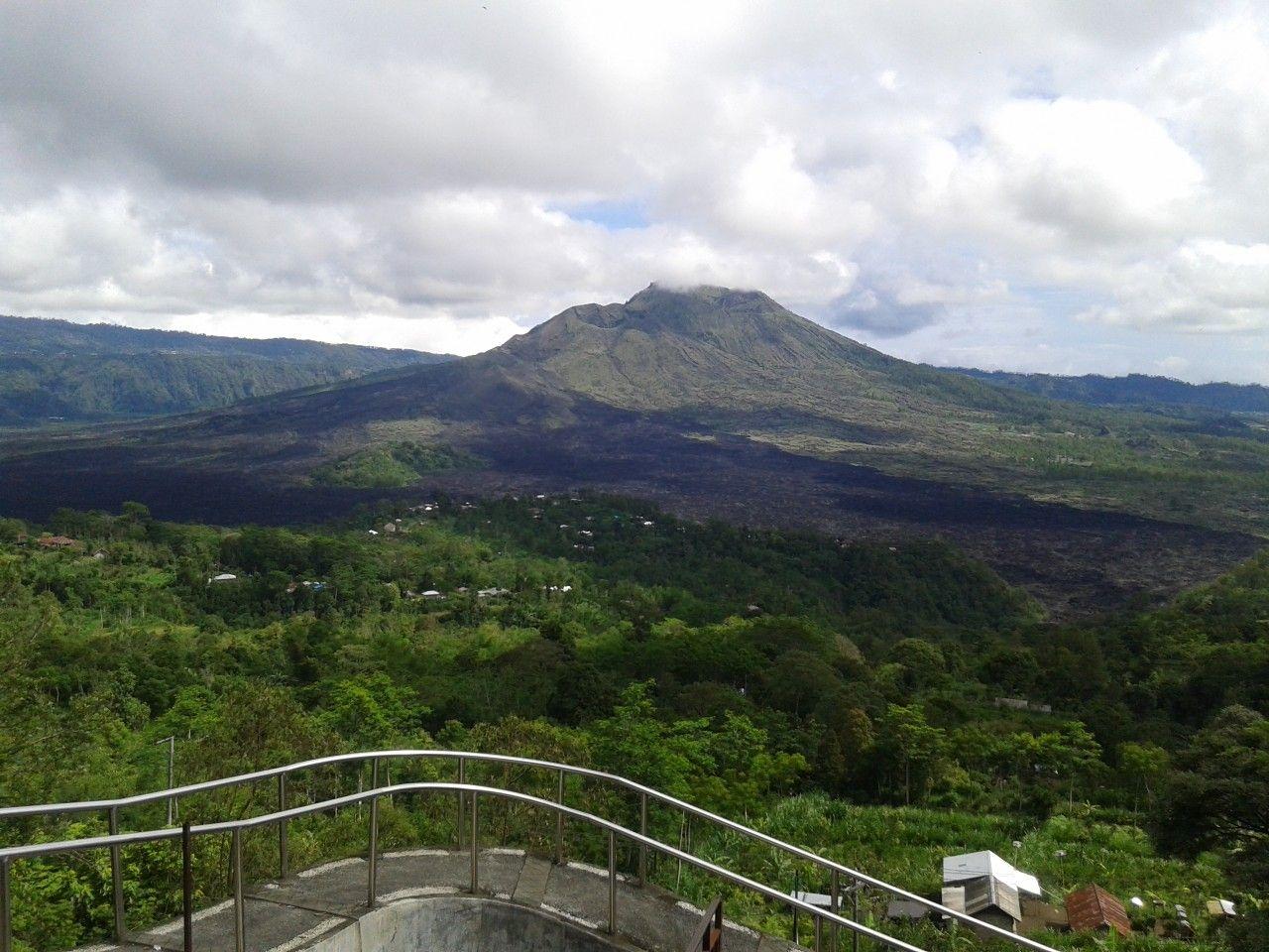 Gunung Batur Bali Pemandangan
