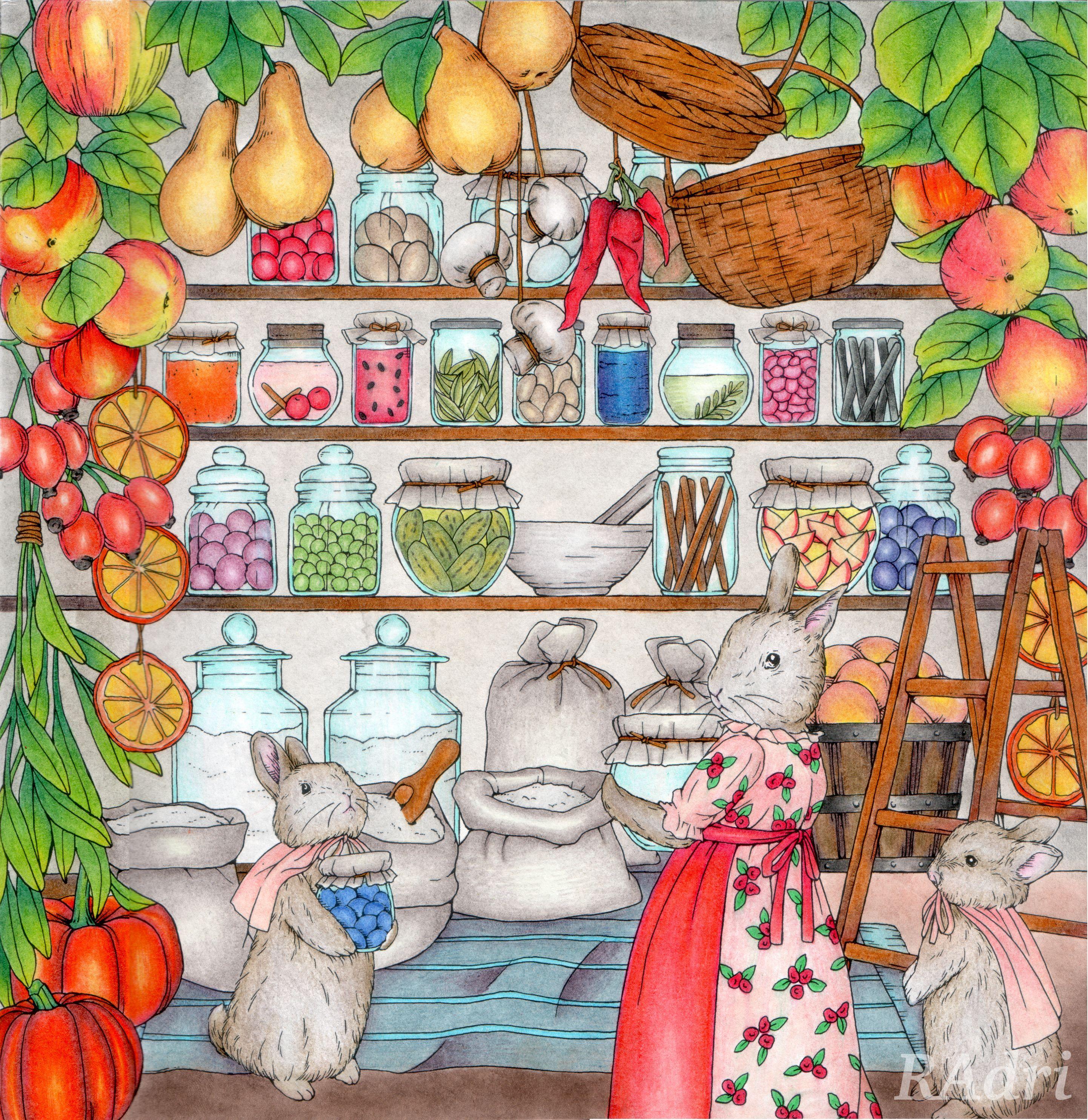 Menuet De Bonheur Coloring Book Forest Coloring Book Fashion Coloring Book Coloring Books