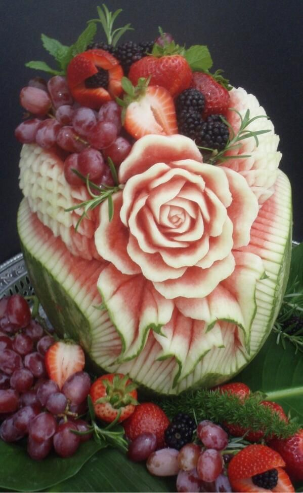 Mark Evans on | Fruits and vegetables | Pinterest | Food art ...
