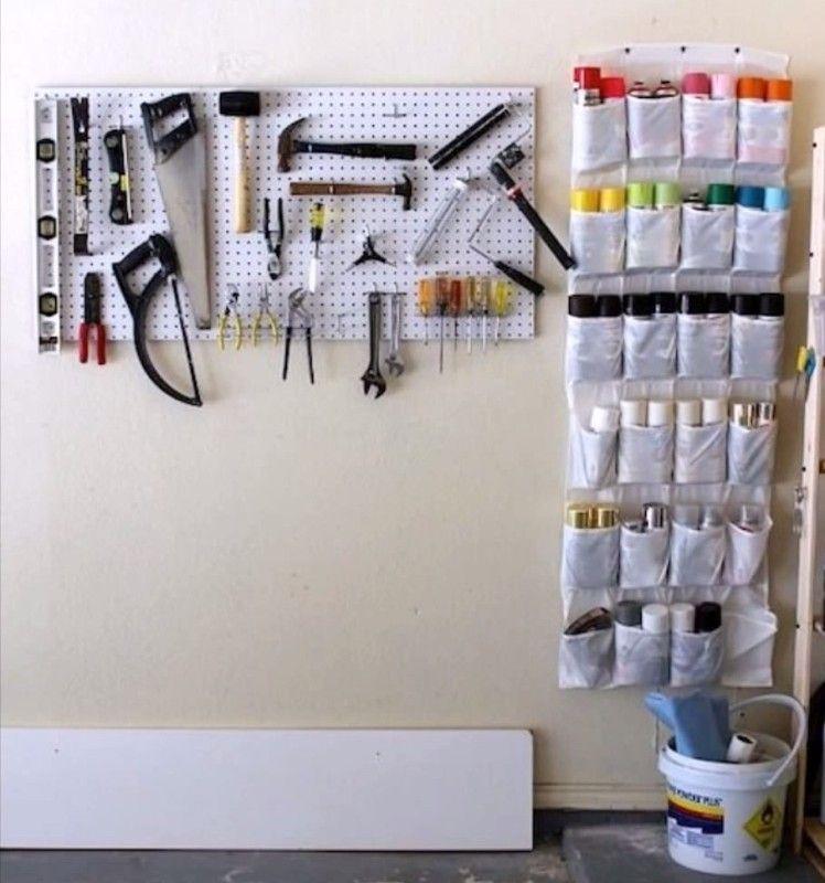 Ordnung Im Keller jeder mit garage braucht mind 1 dieser 21 genialen ordnungstricks
