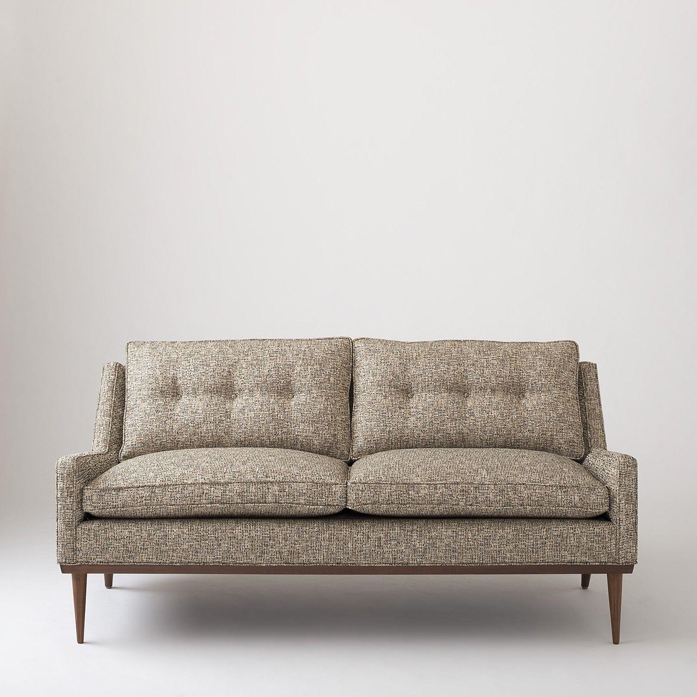 Remarkable Jack Loveseat Nubby Tweed In 2019 Living Sofa Sofa Short Links Chair Design For Home Short Linksinfo