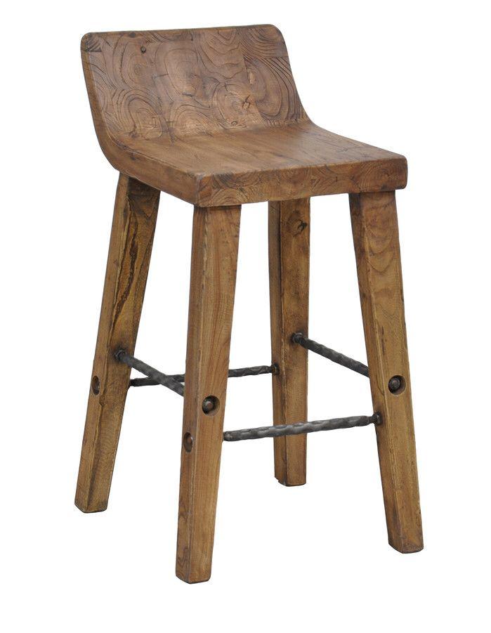 Reagan Low 24 Bar Stool Com Imagens Moveis Cadeiras