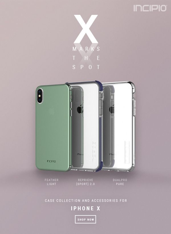 Available now - Shop iPhone X Case Collection | Hey, Siri