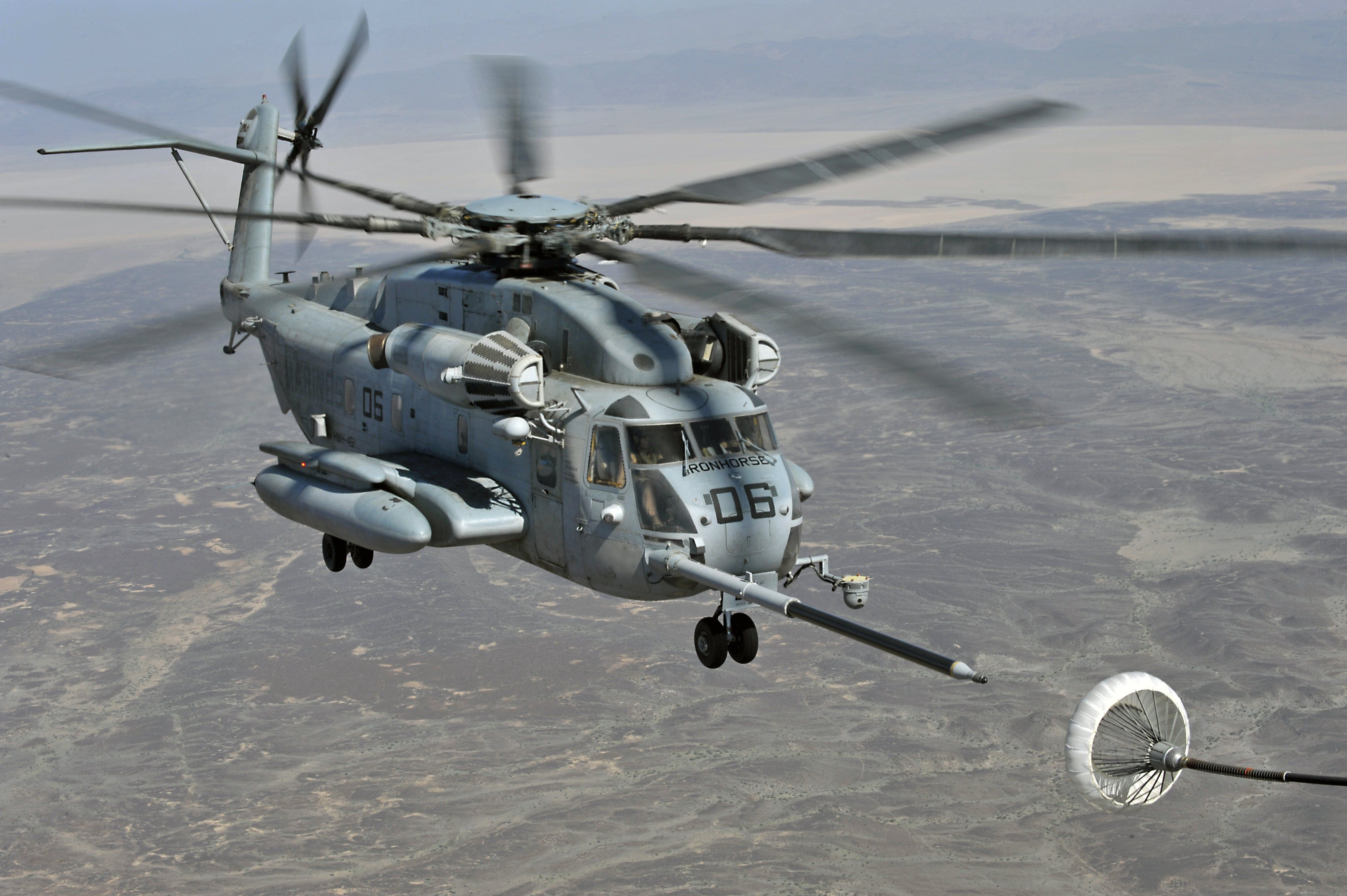 Обои stallion, helicopter, 53e, ch. Авиация foto 8