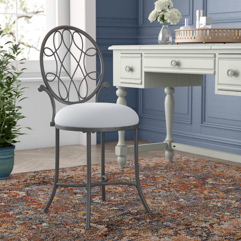 Fantastic Louella Vanity Stool April 28 2019 Final Picks In 2019 Ncnpc Chair Design For Home Ncnpcorg