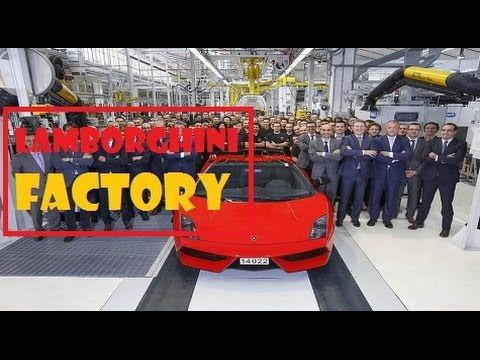 Lamborghini Factory Location Our With Gallardo Test Drive Smart