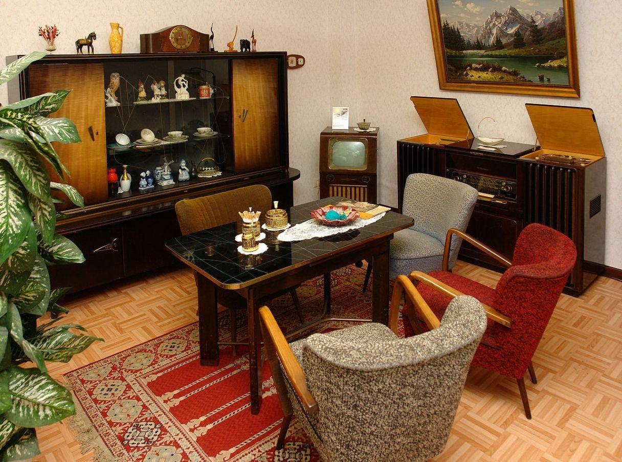 60er Jahre Wohnzimmer | 70er Jahre Retro Tapeten Ideen Raumideen Org
