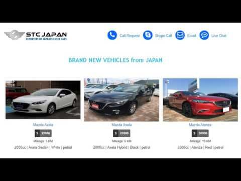 STC Japan is Best Exporter of Japanese Used Cars & Brand New