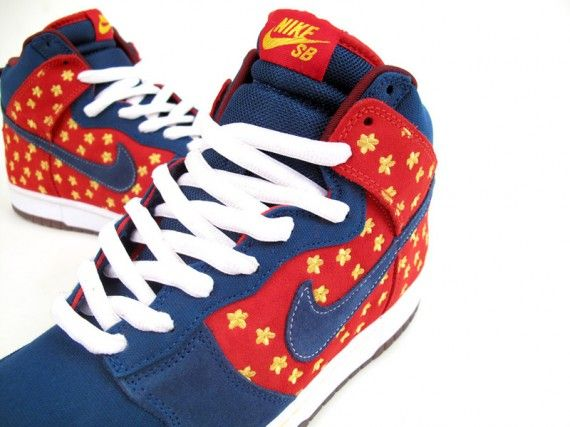 Nike Dunk High SB   Quagmire