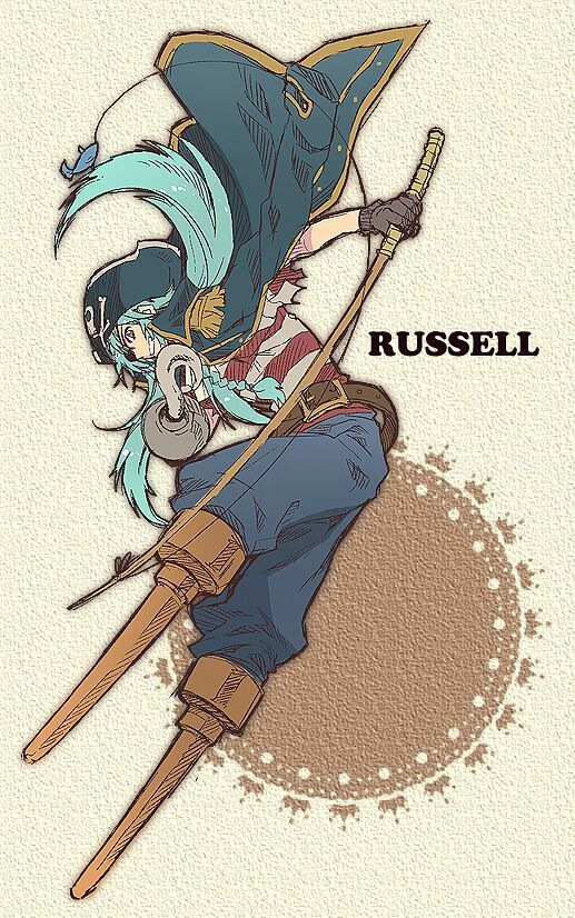 HTF Russell