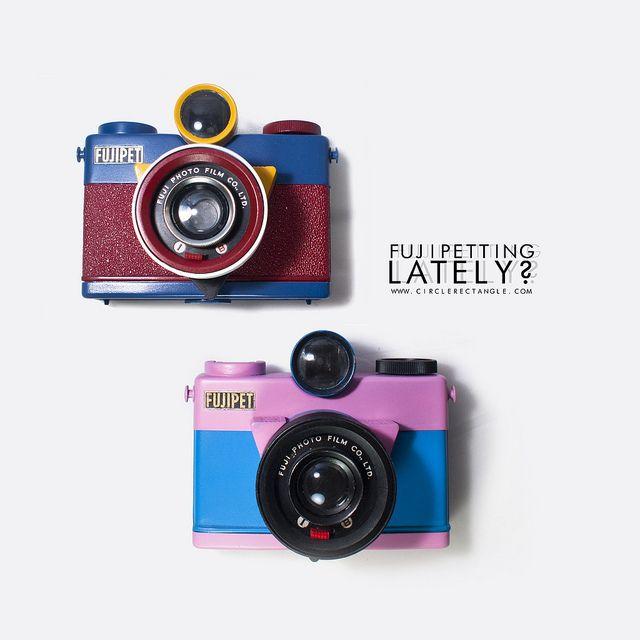 Fujipetting Lately Flickr Photo Sharing Vintage Video Camera Vintage Cameras Toy Camera