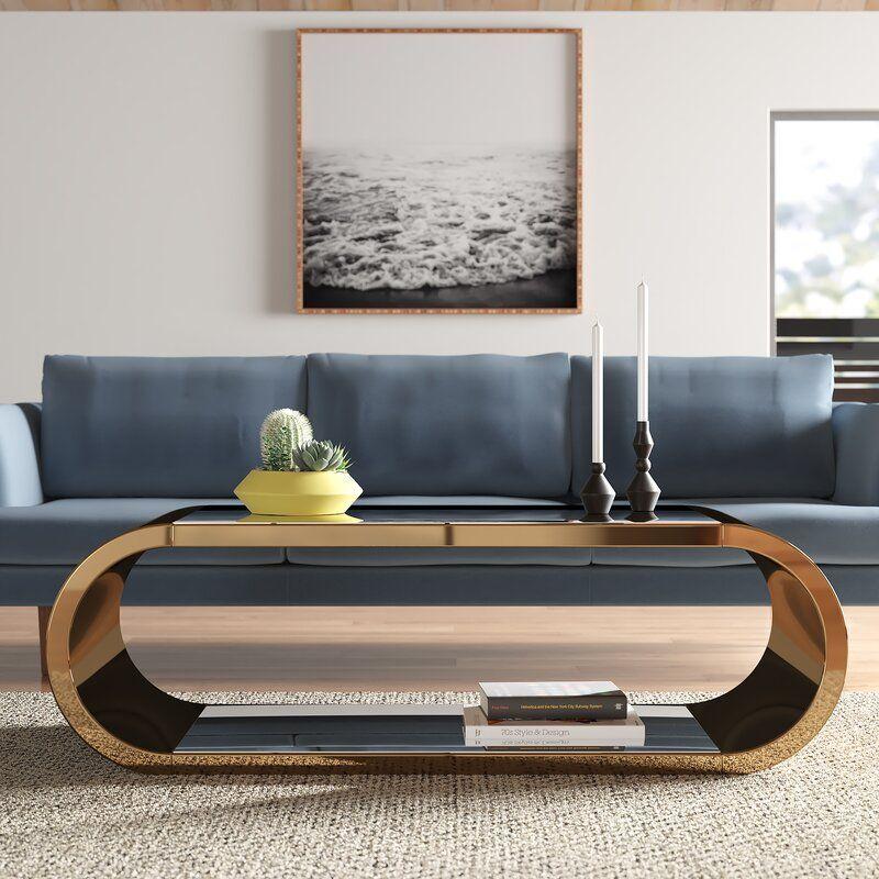 Jasonville Coffee Table In 2020 Modern Furniture Living Room