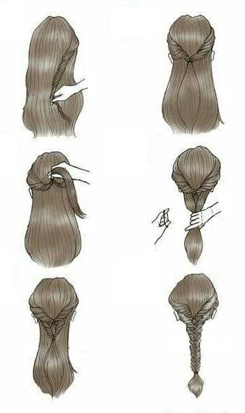 Photo of 24 Cute And Easy Hairstyles Step By Step