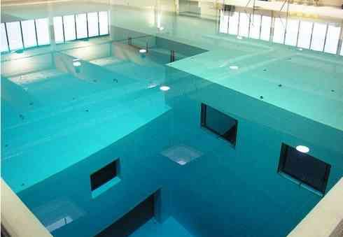 Most Expensive Swimming Pool Nemo 33 Pools Pinterest