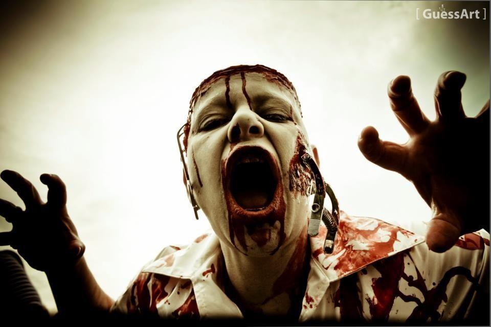 ## kranke schwester#zombies