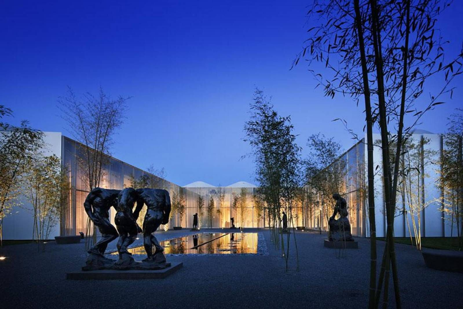 NORTH CAROLINA MUSEUM OF ART BY THOMAS PHIFER AND PARTNERS