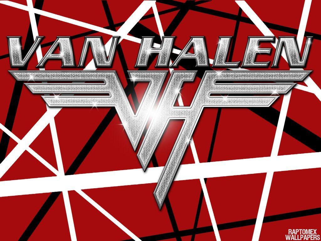 Van Halen Best Hits Van Halen Van Halen Logo Band Logos Collage
