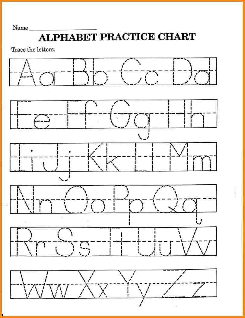 3 Alphabet Writing Practice Worksheets Template 7 Pre K Worksheets Printable Media Resume In 2020 Alphabet Worksheets Free Printable Alphabet Worksheets Abc Worksheets
