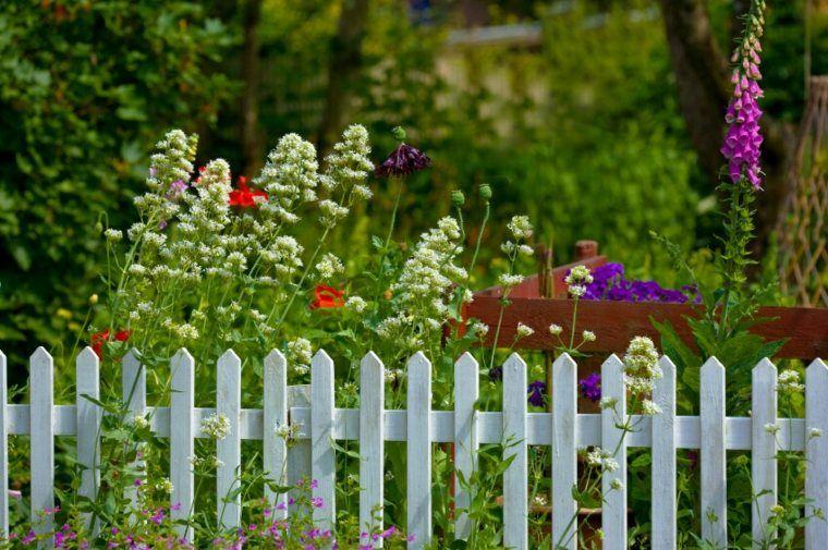 Idee Cloture Jardin Pour Un Exterieur Pratique Et Esthetique