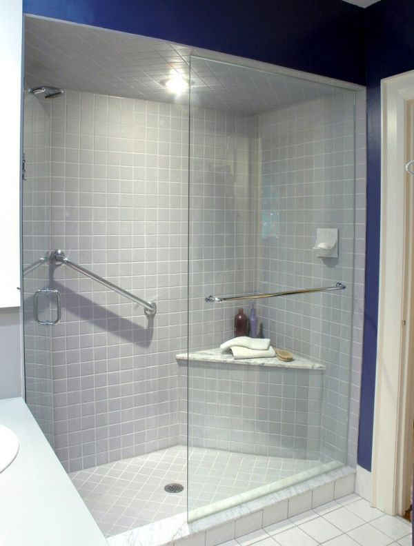 Representation of How Wonderful is Built In Modern Shower Design ...