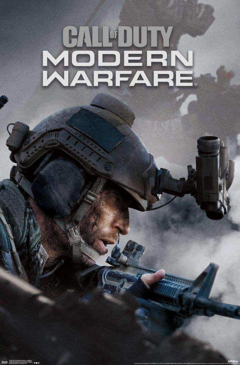 Call Of Duty Modern Warfare Multiplayer Modern Warfare Call Of Duty Warfare