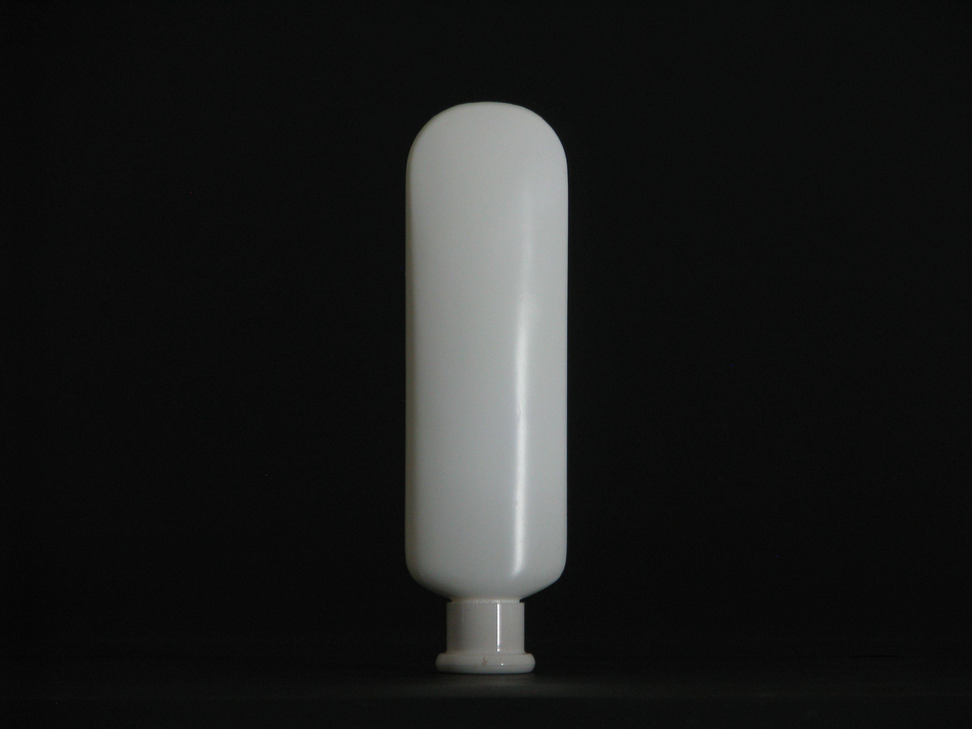 200ml wholesale empty custom LDPE cosmetic bottle plastic