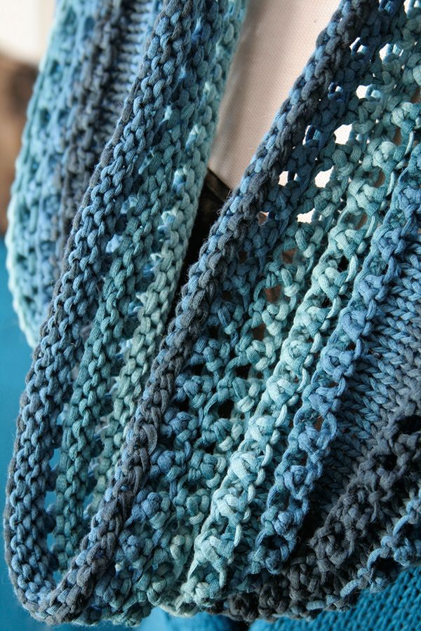 Our new free pattern Portholes is causing the yarn Sol Degrade to ...
