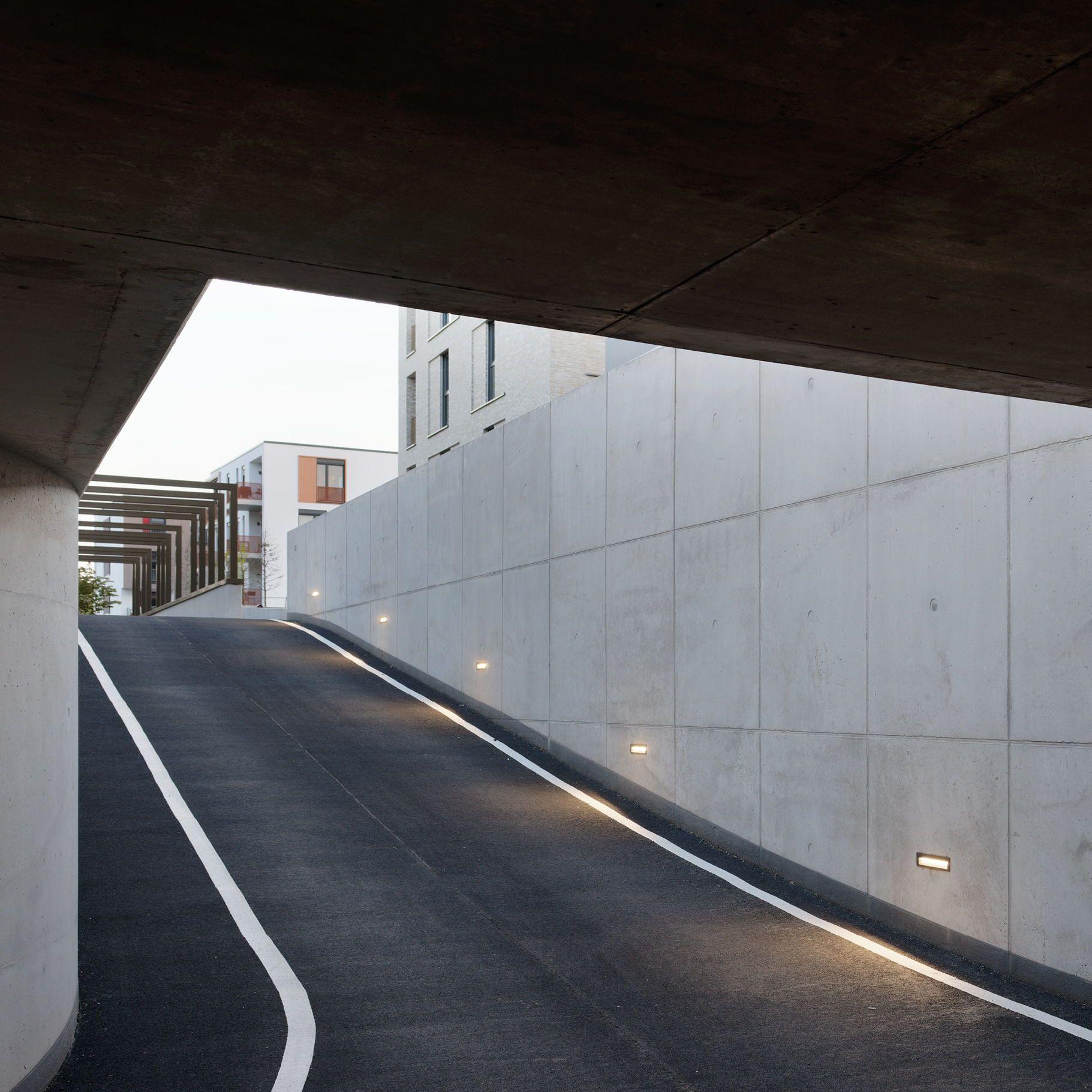 Bega Recessed Wall Luminaires