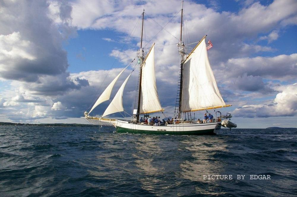 Madeline tall ships ship sailing