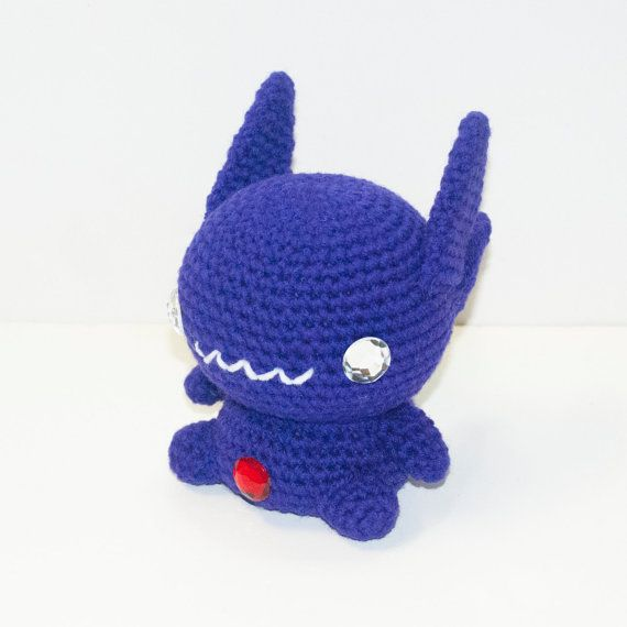 MADE TO ORDER Sableye by HeartstringCrochet on Etsy