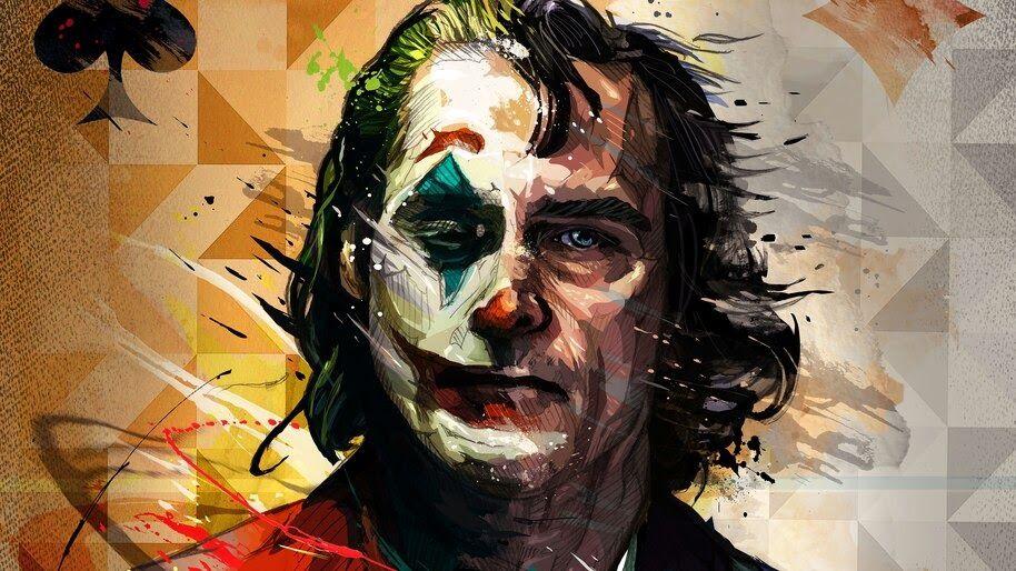 Ultra Hd Wallpaper Joker 2019 Joaquin Phoenix Art 4k 3 126 For Desktop Laptop Imac Macbook Pc Tab Joker Hd Wallpaper Joker Wallpapers Joker Poster