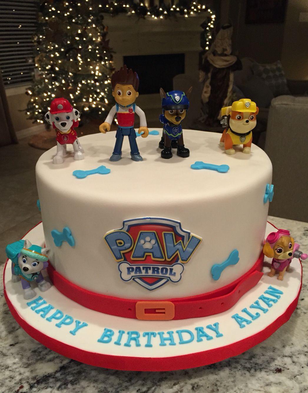 Paw patrol birthday cake paw patrol birthday cake paw