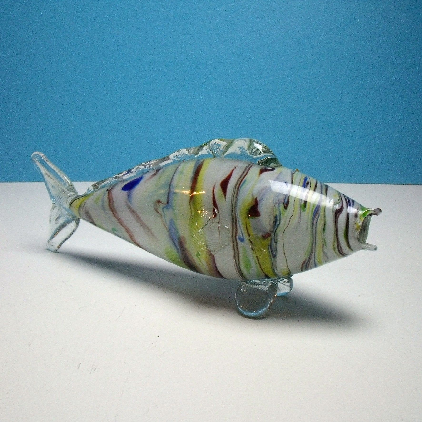murano glass fish 60s 70s 80s retro pinterest
