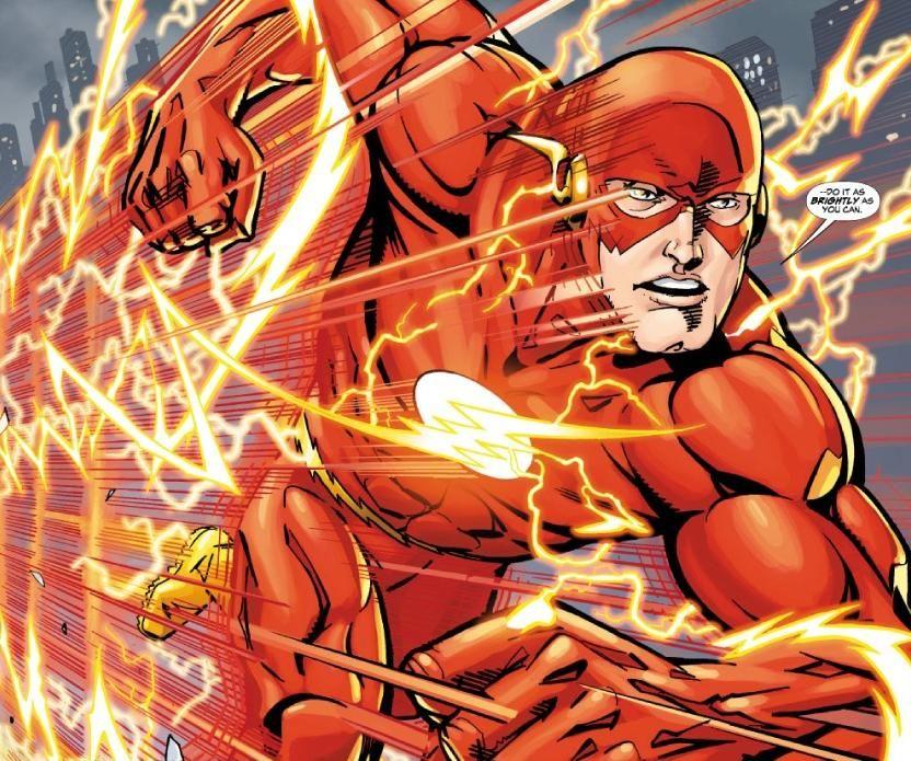 The Flash (DC Comics) Flash dc comics, Flash comics