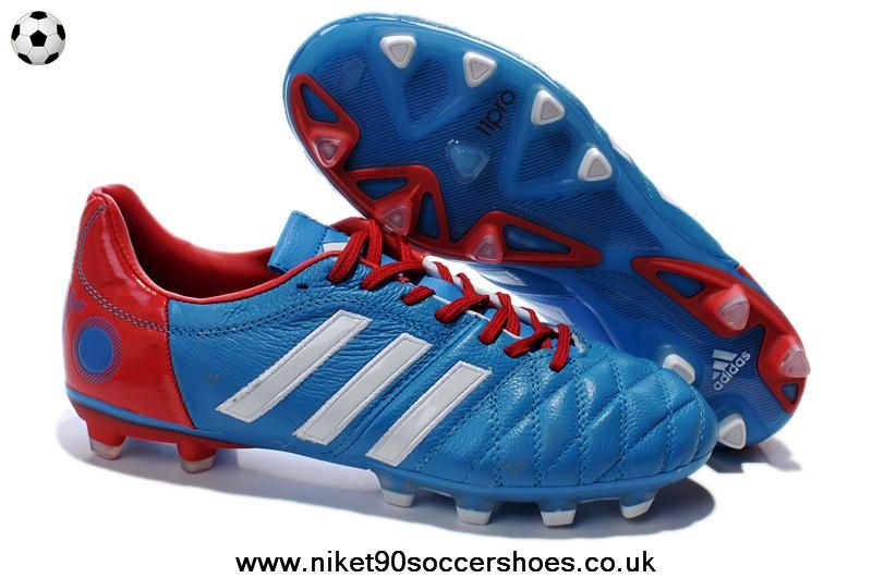 Adidas Blue Red Boots Football 11Pro Trx Fg Cheap At The Price