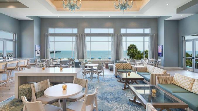 Doubletree Resort By Hilton Hotel Myrtle Beach Oceanfront Sc Lobby Myrtle Beach Hotels Myrtle Beach Resorts Myrtle Beach
