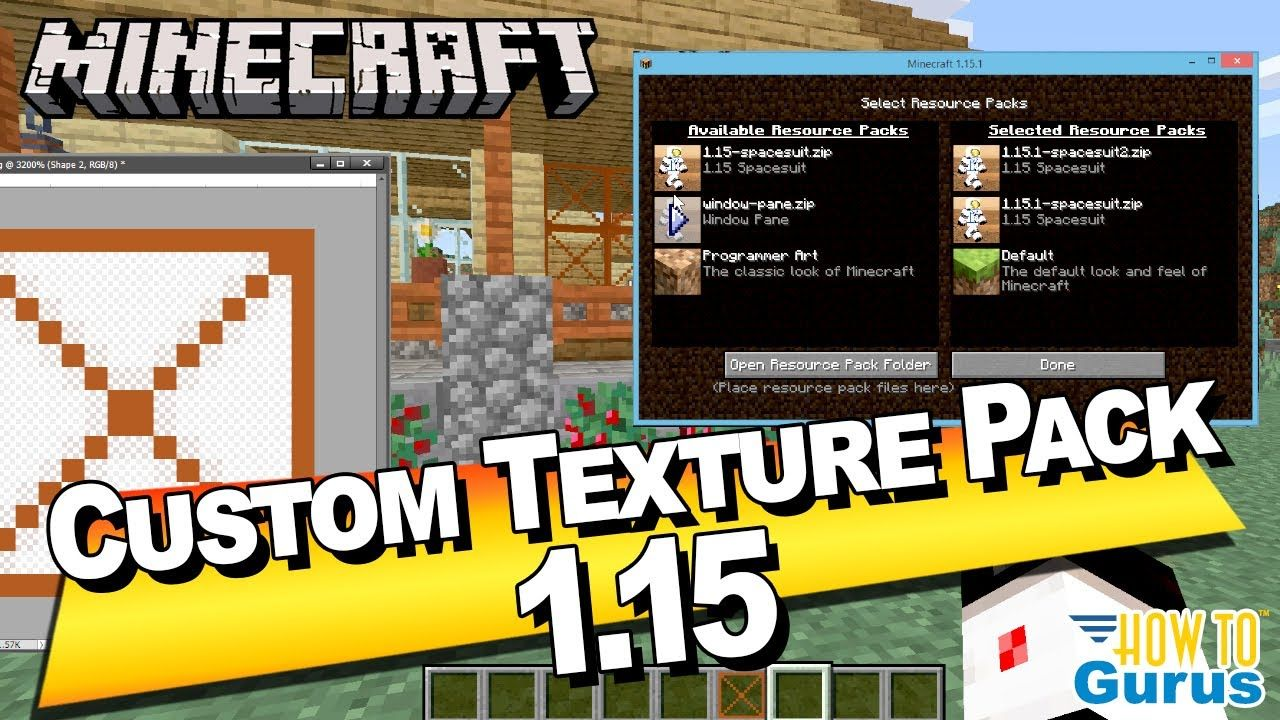 Apply How To Download Minecraft Texture Packs