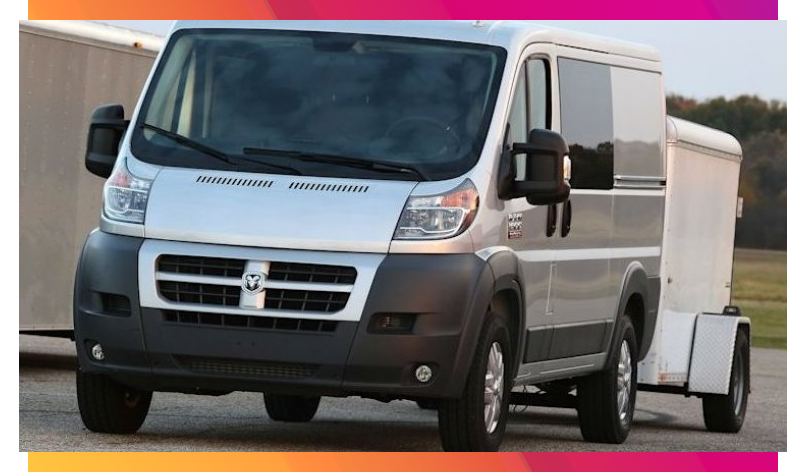 Fca Recalling 100 000 Ram Promaster Vans Over Risk Of Engine Fire Engine Fca Fire Promaster Ram Recalling In 2020 Ram Promaster 4 Door Sports Cars High End Cars