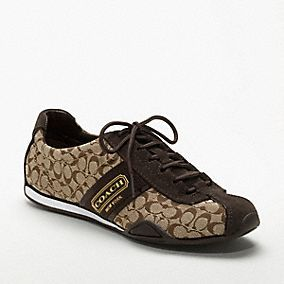 40163c4810 Best sneakers - comfy and cute - the Rosalita Sneaker by Coach ...