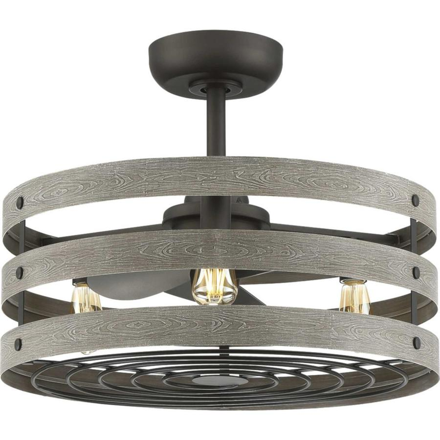 Progress Lighting Gulliver 23in Black LED Indoor/Outdoor