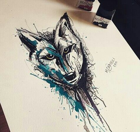 Artes do tatuador MCapocci.