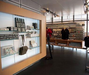 Newseum Gift shop, Washington, d.c. | Interiors | Pinterest ...