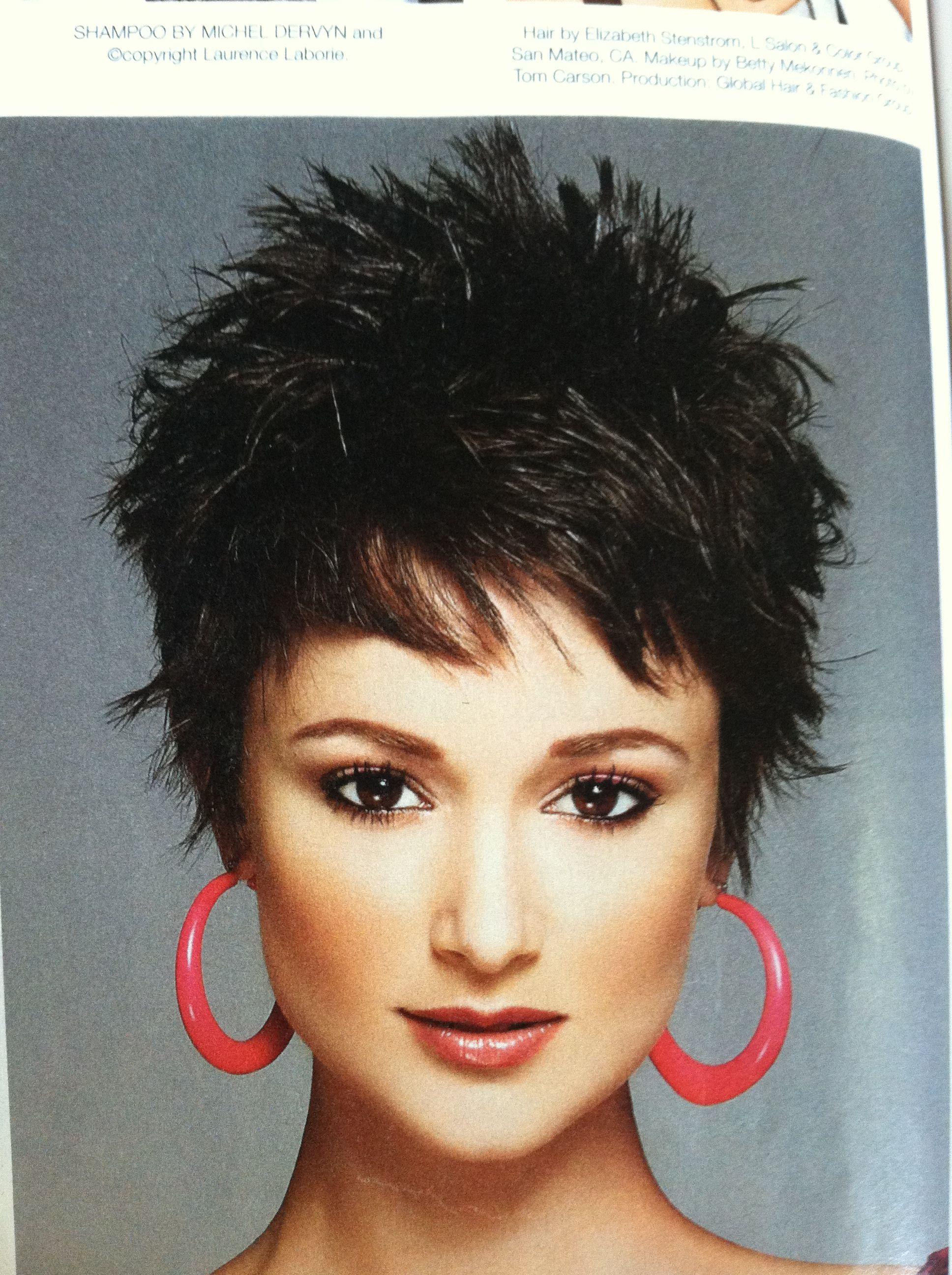 Ooohhhh Love It Cute Choppy Pixie Hair Style Girly Stuffhair