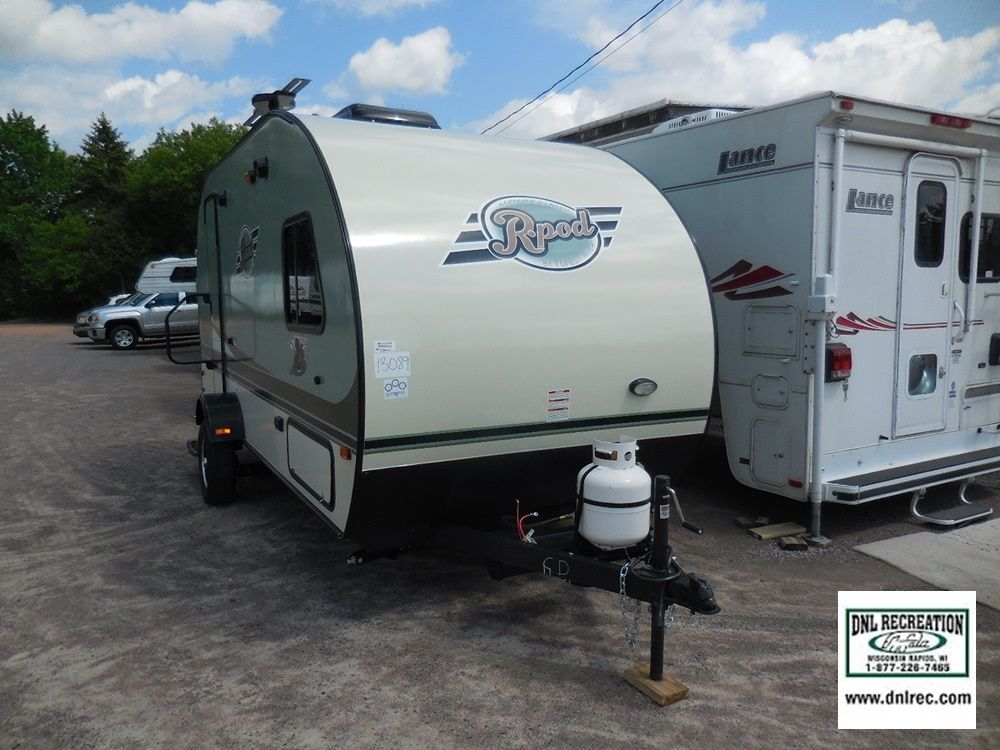 2016 RPod 179 available at DNL Recreation in Wisconsin