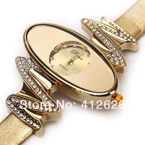 High Quality Fashion Women Watch Lady Dress Wristwatch