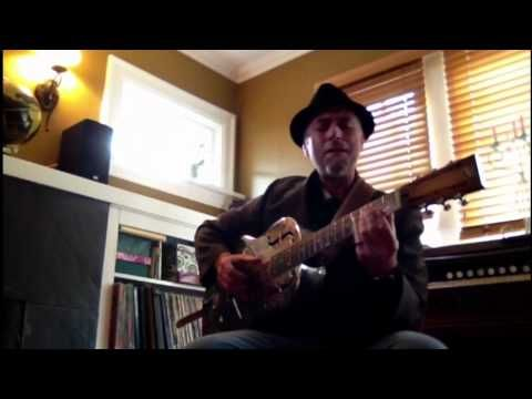 Kelly Joe Phelps on Resonator Guitar