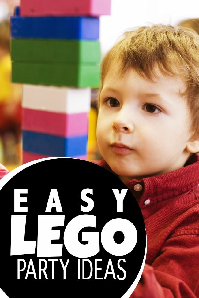 Easy Lego Birthday Party Ideas Ottawa Mommy Club Moms And Kids Online Magazine